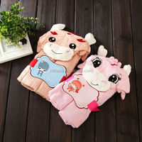promotional hooded 100% cotton embroider baby bath towel