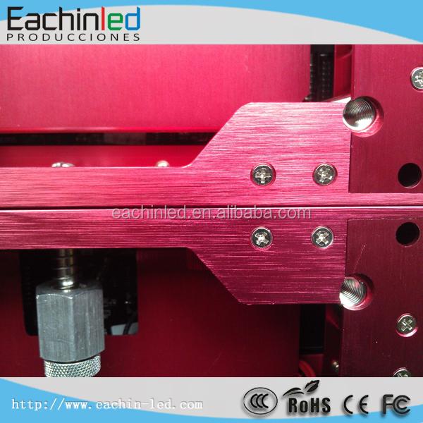 Red P5 P6 Aluminum LED Panel (5)