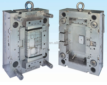 injection mould plastic making mold factory
