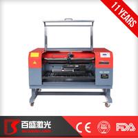 CO2 Laser Tube 60W 3d crystal laser engraver advertising acrylic billboard cutting machine low price engraving machine