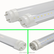 4-foot, t-8 LED tubes, 110vac direct wire, bi-pin .