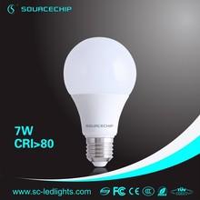 2014 remote control color changing E27 120v led light bulb