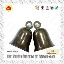 Shenzhen manufacturer brass bell wind chimes