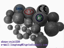 Longteng supply cement ball mill grinding media ball