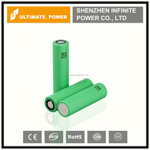Authentic sony vtc5 30a discharge high drain 18650 in rechargeable batteries for 2600mah 3.7v vtc5 battery cell