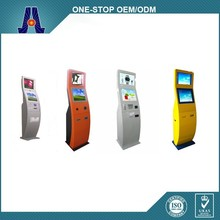 New Borned Dual Screen Information Kiosk With IC Card Reader