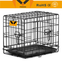 Dog transport cage,weld mesh dog cage, dog house cage