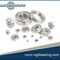 2x5x2.5mm Metal Shielded Bearing MR52 ZZ Metric Miniature Ball Bearings