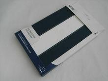 pu leather folding cover for ipad mini