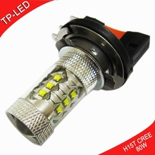 H15T 80W Car Led Lights Wholesale Fog Lamps Led Car Lights Car Fog Lamps led
