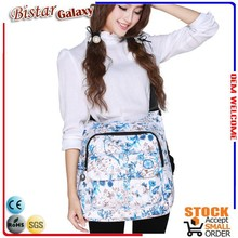 Genuine brand PVC handbags export, ladies fancy bags in China fast shipping BSB101