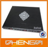 High quality customized Fine PU Leather Box for VIP Gifts