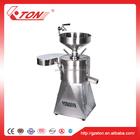 De aço inoxidável comercial leite de soja fabricante do suco máquina de separação de resíduos