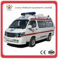 Sy-k029 ambulancia vehículo China coche de la ambulancia precio