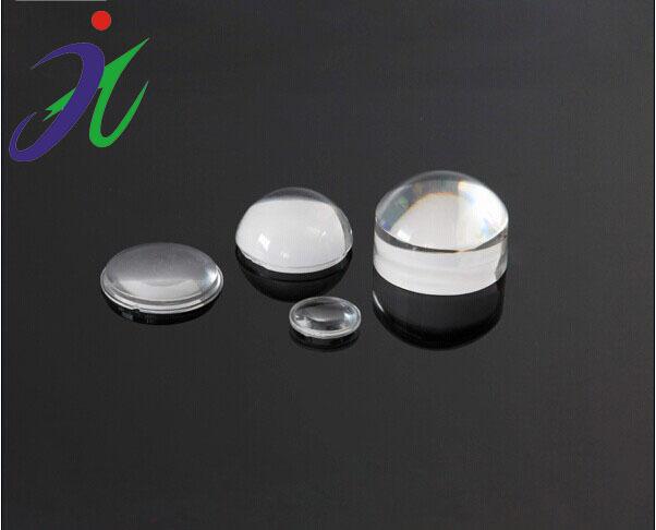High quality plano convex plastic lens for optical instrument