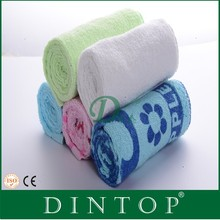 stock aztec 100 cotton print embroidery towel for beach holiday use towels