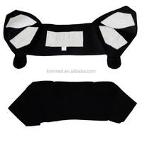 Tourmaline shoulder pad for relief pain ,thermal shoulder support belt