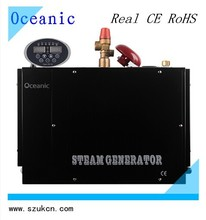 Steam generator body massager machine health and wellness for steam spa & steam shower