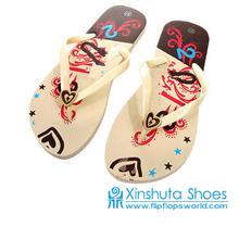 TISEN Customised Women'S Sheepskin Slippers