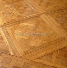 French antique versailles parquet hardwood parquet flooring