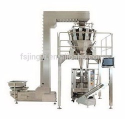 Full automatic combined weighing tea leaf filling and packaging machines