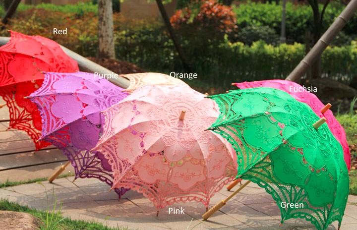 A028 Battenburg lace parasol (9)