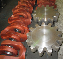 Customized steel precision investment casting