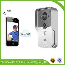 2015 Modern Home Security Product Wifi Intelligent Wireless Wireless Door Phone Doorbell Intercom