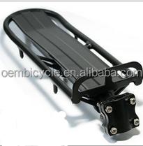 Good selling black bicycle rear rack