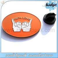 custom cheap glitter soft enamel baseball trading badges pins