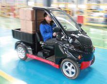 workshop delivery electric pickup truck for sale