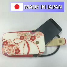 for iphone 5c case case bag for mobile phone and camera in japanese traditional pattern design