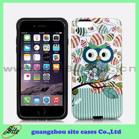 Animal image case For iphone 6G Cel phone accessories hot sell handset cover for iphone 6G