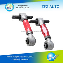 2 Adjustable Rear Camber Kit (Steel, Red) manufacture in China U8402-0102