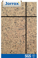 Long duration liquid granite spray paint for exterior wall decoration