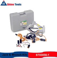 2000kgs 12v electric scissor car jack price