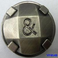 two parts snap button,four parts snap button,engraved snap button