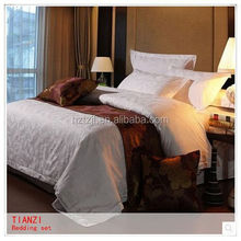 CLASSIC WHITE LUXURY HOTEL BED LINEN Hot sale new design Hotel 100% Cotton Bed Sheet/Bed Sack/Pillowcase/Household Bedding Items