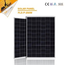 Guangzhou Felicity polycrystalline cheapest hybrid solar panel