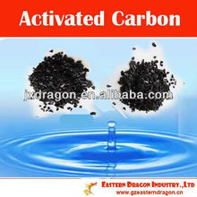 8x30 Mesh Size Biological Activated Carbon Water Treatment