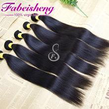 Grade 7A beautiful 100% virgin human hair extension Malaysian straight hair china products to import