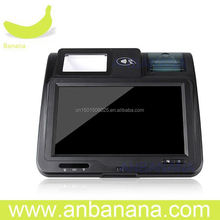Easy to find msr gprs countertop pos terminal for payment in hotel