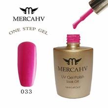 MERCAHV best selling fashion temperature change color uv gel C40 soak off color gel nail polish