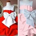 nuevo diseño de verano los niños niñas vestidos de noche