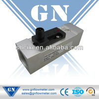 in line flow switch