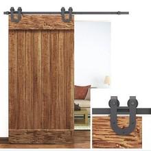Modern design sliding barn door hardware accessory