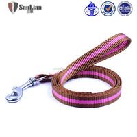New products on china market for dog lead nylon dog leash