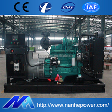 2015 Hot Sale! Electric Easy To Start Water Cooled Diesel Generator Set With ATS Price