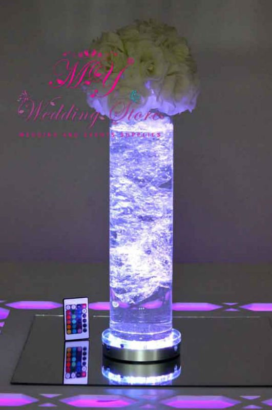 Vase Led Light Vase Base