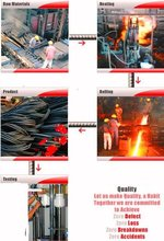 steel rebar mill